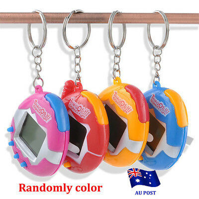 Hot Sale! 90S Nostalgic 49 Pets in One Virtual Cyber Pet Toy Funny Tamagotchi MN