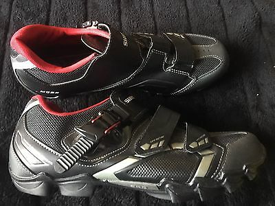 Shimano Bicycle Shoes US 8.5 EUR 43 26.5 Cm