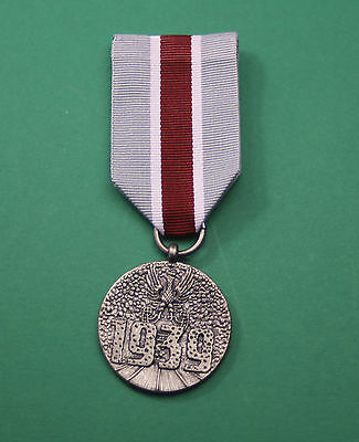 Polish v Germany War Medal 1939 - boxed Poland Army order The September '39 WWII