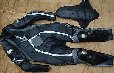 Dainese T-Age Titanium  1 piece race suit 46UK-56 Eur