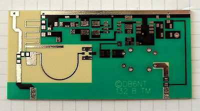 PCB LNA 132 B TM 1,3 GHz