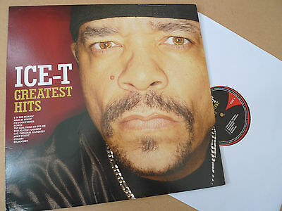 ICE-T Greatest Hits LP Sire – 8122-79602-7 RSD Record Store Day