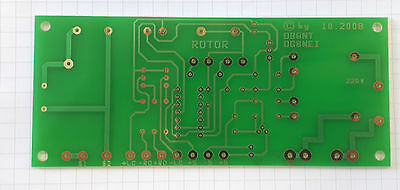 Rotor Speed Control PCB Leiterplatte