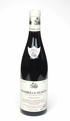 Chambolle-Musigny 2011 - Guillon