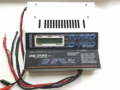 INDI 16X8v6 AC/DC Charger with 30A discharge  lrp, muchmore, icharger, hyperion