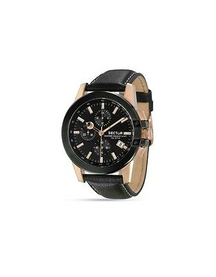 Orologio SECTOR 480 Chronograph in Pelle  - R3271797002