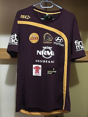 brisbane broncos Training shirt 2017
