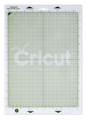 "Cricut Mini Cutting Mats - 8.5"" x 12"" - Pack of 2 - Use with Cricut Mini Machine"