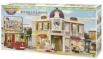 Epoch Sylvanian Families TS-01 Town Series Grand Department Store Japan NEW F/S
