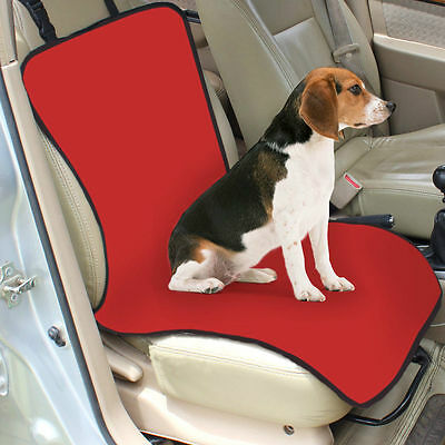 Pet Dog Car Car Seat Cover Front Back for Dog Waterproof Bucket Seat Protector