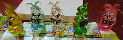 Funko Ed Roth Rat Fink Polystone Resin Wacky Wobbler Bobblehead Figures all 5