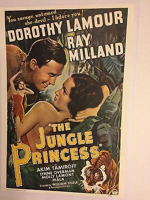 Jungle Princes 1945