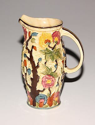 H J Wood Indians Tree Jug.