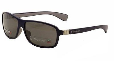 Genuine TAG Heuer 9302 Replacement Sunglasses Lenses - Grey Polycarbonate