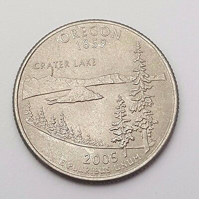Dated : 2005 - 50 States - Quarter Dollar Coin - Commemorative - American / USA