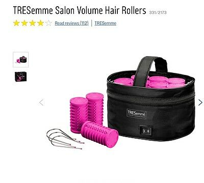 Tresseme Heated Rollers