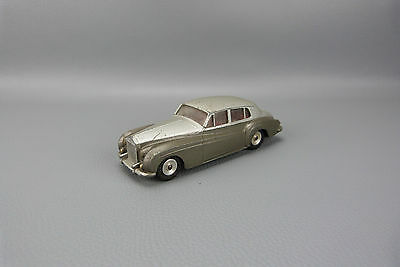 Voiture miniature SOLIDO ROLLS-ROYCE SILVER CLOUD 1/43 French miniature car toy.