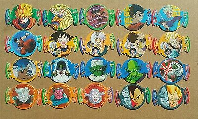 Dragonball Z Tazo SERIES 3 Lot of 41 Great Condition!