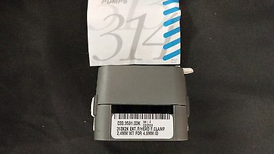 Watson Marlow 313X2K Ext P/head F Clamp 2.4Mm Wt For 4.8Mm Id New!!!!!
