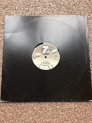 """Claude Young - Acid Wash Conflict 90s 12"""" inch Vinyl Trance Techno Rave  Rare"""