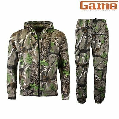 Game Trek Childrens Camouflage Tracksuit