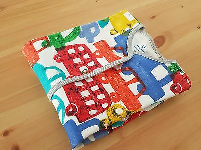 ♡ NEXT ☆NEW☆Baby boy CARS Babygrow Sleepsuit / pyjama ☆ 0-3 Months ☆
