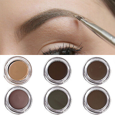 Best Waterproof Pomade Lasting Eyeliner Gel Eyebrow Powder Makeup Eyebrow Cream