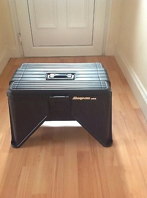 Snap On Step Stool And Tool Box
