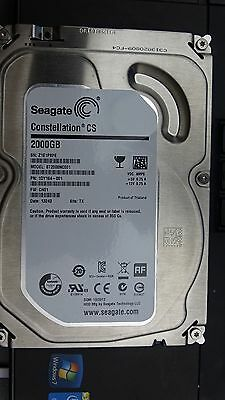"2TB Seagate ST2000NC001 Constellation CS,3.5"" SATA III 6Gb/s, 7200rpm 64MB Cache"