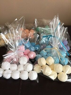 Mini Bath Marbles, Chill Pills, Bath Bomb Fizzers, Gifts, Favours, Kids
