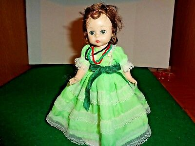 Madame Alexander Alexander-kins 7.5 inch doll Bent Knee Walker