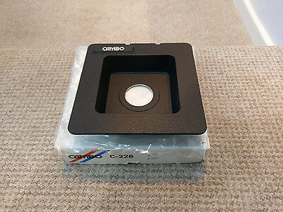 Cambo Recessed Lens Board / Panel - Copal 1