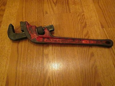Rigid E18 offset pipe wrench