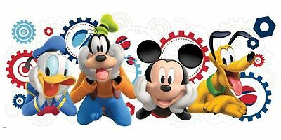 MICKEY MOUSE Clubhouse Edible Image Cake Topper Party 14 Sheet