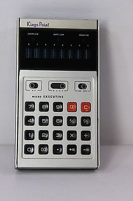 KINGS POINT model 8414 calculator (ref 809)