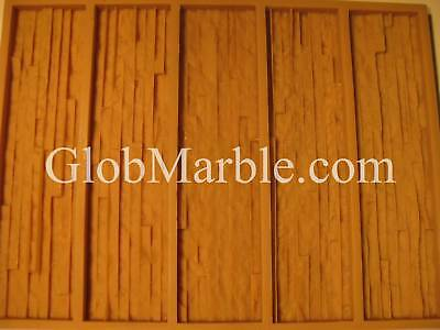 Concrete Stone Mold Wall Veneer Paver Mold 301/1 High Quality Rubber Mould