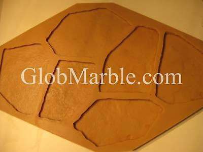 Flagstone  Stepping Mold SS 5101. Concrete Mold for Patio Paver Stones