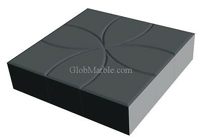 Paver Stepping Stone Mold PS 30073. Concrete Mold, Pavement Stone, Plastic mold