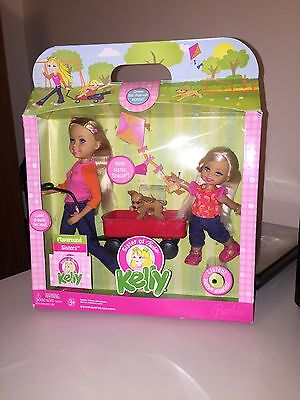 "Barbie Stacy & Kelly "" PLAYGROUND SISTERS  DOLLS"" Mattel 2006 NEW"