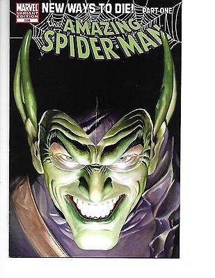 The Amazing Spider-Man #568 Variant (Oct 2008, Marvel)