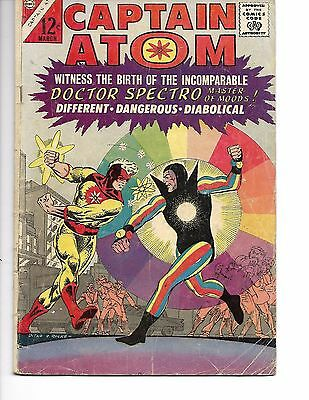Captain Atom #79 (Feb-Mar 1966, Charlton)