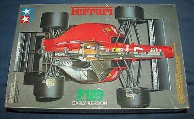 "TAMIYA 1:20 ~ FERRARI F189  ""Early Version""  GRAND PRIX COLLECTION NEW Model Kit"