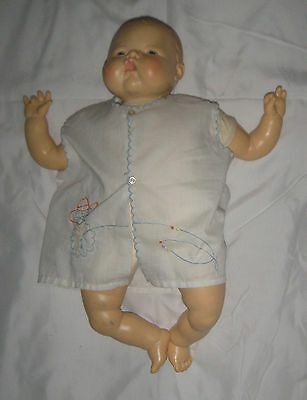 """Vintage Ideal Toy Corp TT-21 Thumbellina Doll 18"""""""