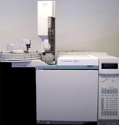 Agilent 6890N GC + 7683 Autosampler G1530N - Tested with Warranty