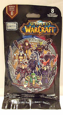 World of WarCraft Mega Bloks #91100 Series 1