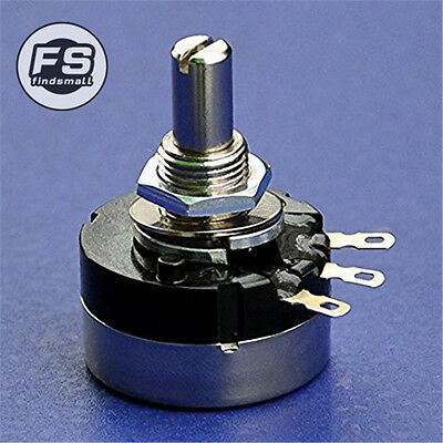 RV24YN 20S B103 10K ohm Carbon Composition Rotary Taper Potentiometer ±10%