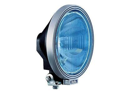 Pair Of Hella 3000 Blue Driving Spot/Fog Lamp For Truck With Side Light Rally