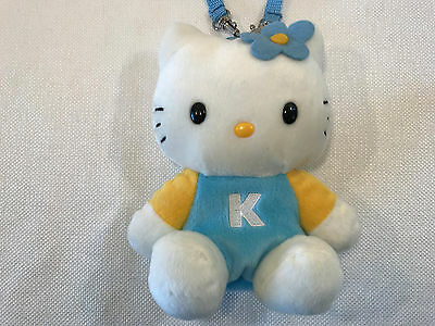 "Rare Hello Kitty Vintage Cell Phone Holder Plush ""Japan Only"" 1999, NEW WITH TAG"