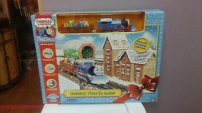 Tomy Trackmaster 'Holiday Time In Sodor' Thomas & Friends Motorized Train Set