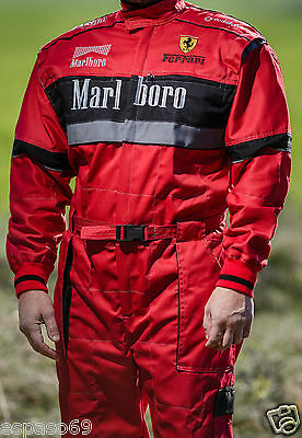 BMW Mechanic Overall -ESPASO ONLINE STORE- Racing Suit - Renn-Mechanikeroverall